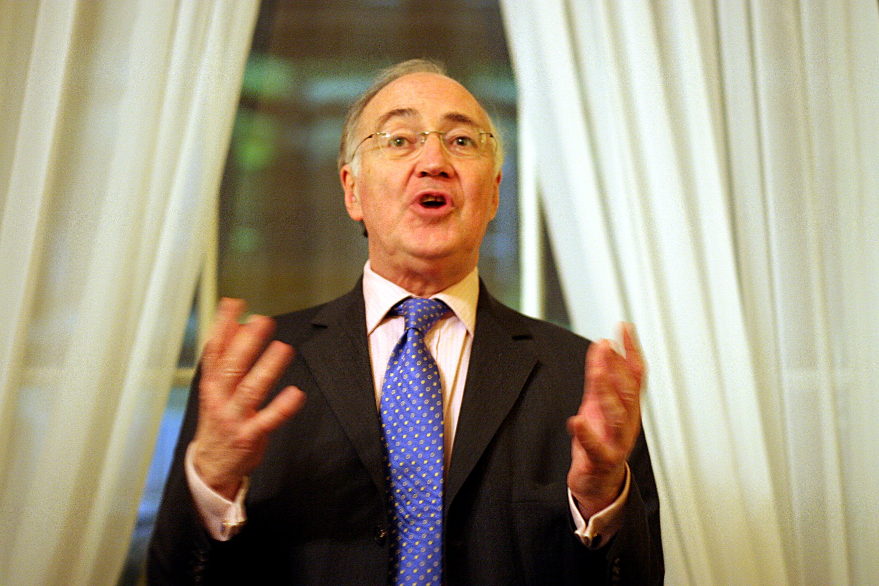 Michael Howard MP Declared his Intention to Stand for the Leadership of the Conservative Party